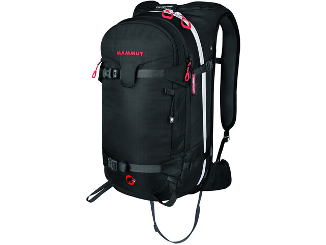 Mammut Ride Protection Airbag 3.0 Backpack 30 L, black